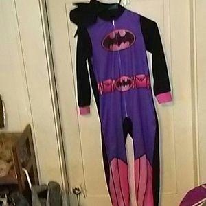Batgirl pajamas